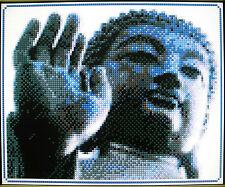 BUDDHA, HONG KONG ~ Counted Cross Stitch KIT #K1285