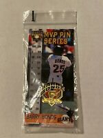 BRAND NEW - San Francisco Giants Rewards Club - 1993 Barry Bonds MVP Series Pin