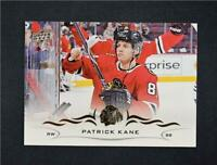 2018-19 Upper Deck UD Series 1 Base #42 Patrick Kane