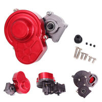 ALLOY COMPLETE ASSEMBLED TRANSMISSION GEARBOX FOR AXIAL SCX10 WRAITH RC CAR