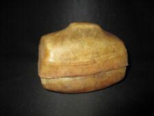 ancienne boite travail artisanal souvenir Nord africain XX ème