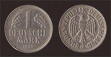 GERMANIA GERMANY 1 MARK 1950 G