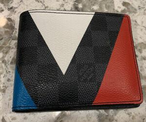 LOUIS VUITTON America's Cup Wallet