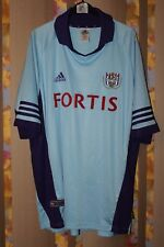 ANDERLECHT BELGIUM 2000/2000 CUP SHIRT FOOTBALL JERSEY HOME ADIDAS MAILLOT