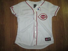 Boys MAJESTIC CINCINNATI REDS stitched Mesoraco #39 jersey Youth M Med Md NWT