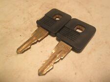Craftsman Toolbox Set of Keys Code 8196