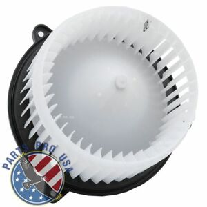 New Blower Motor w Cage for Buick LaCrosse Regal Chevy Cruze Malibu 13263279