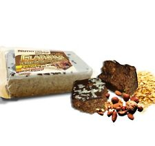 BARRITAS AVENA proteina FLAP JACK 24 UNIDADES 120Gr NUTRYTEC chocolate con leche