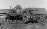 German Panzer Mk 4, Eastern Front, WW2 PzKpfw Ausf. G World War Two WWII Russia