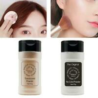 Face cosmetic Loose Powder Shaker Top Bottle Waterproof Powder No-Color