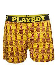Playboy Men`s Boxers, 100% cotton, Size L