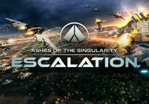 Ashes of the Singularity: Escalation Steam key Worldwide EU/US/DE