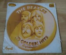 The Beatles 20 Golden Hits Vinyl German Release Apple First press F 666 618 A1