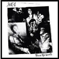 AC4 - BURN THE WORLD  CD 16 TRACKS INTERNATIONAL PUNK ROCK NEU