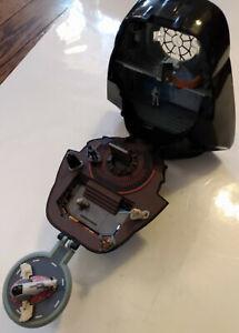 MicroMachines Star Wars Darth Vader/Bespin transforming action set