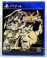 Guilty Gear Xrd Revelator - PS4 - Brand New   Factory Sealed