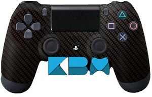 Custom Carbon Fiber Dualshock 4 PS4 Controller