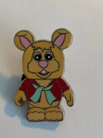 Vinylmation Collectors Set Muppets Been Bunny Red Shirt Disney Pin LE B6