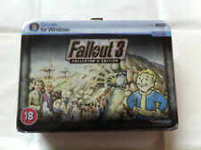 Fallout 3 Collector's Edition PC - Complete with Bobblehead, Lunchbox, Artbook