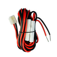 2Pcs Power Cable For Yeasu FT-1802 FT-1907 FT-7800 TM261 TM271 DR635 And So On