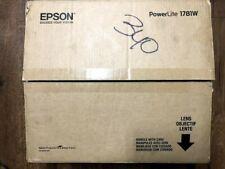 Epson PowerLite 1781W LCD Projector
