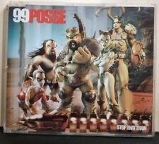 99 POSSE - STOP THAT TRAIN - + traccia video - cdsingolo slim case PROMO - 2001