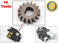 GEAR COG FOR RENAULT MEGANE SCENIC CLIO SUNROOF MOTOR REPAIR GEAR 16 THEET