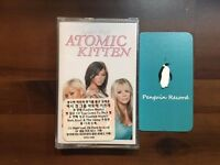 Atomic Kitten - Ladies Night CASSETTE TAPE KOREA EDITION SEALED