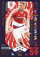 Match Attax Extra 16/17 Extra Boost Cards Pick From List