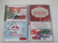 Christmas Music CD Target Exclusive Lot x4 Sealed New OOP  GM2301