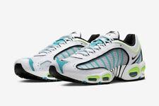 $160 NIB NEW Men's Nike Air Max Tailwind IV 4 Shoes  CJ0641 100 White Teal