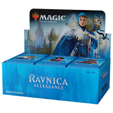 Magic The Gathering: RAVNICA ALLEGIANCE Booster Box