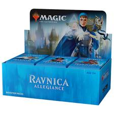 Magic The Gathering: RAVNICA ALLEGIANCE Booster Box