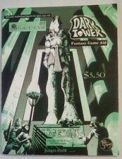 Dark Tower Fantasy Game Aid