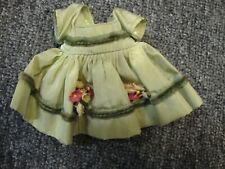 "My Kindercrowd dress for 8"" Vogue Ginny, 1954"