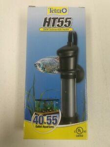 "Tetra Submersible Heater- 200 Watt - (Aquariums 40-55 Gallons) HT55 ""New"""