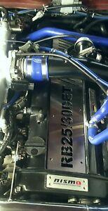 RB25/30DET R33/R34 GTT CUSTOM COIL PACK COVER/BRUSH FINISH