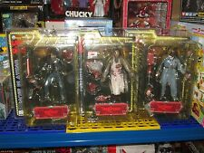 Sota Toys Land of the Dead Set of 3 Big Daddy, Machete & Butcher MOC action figs