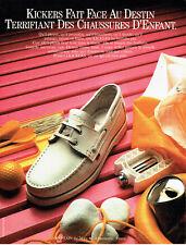 chaussures kickers enfant en vente   eBay 8432f8c0b6ee