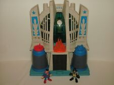 Fisher-Price Imaginext DC Super Friends Hall Of Justice batman superman Figures