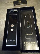 New ListingPortable Smart Voice Translator Two-Way Real Time Multi-Language Translation Us