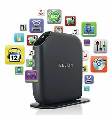 BELKIN 549D ROUTER WIRELESS Play Max con modem integrato - 2,4GHz e 5 GHz