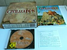 Sid Meier's Civilization III - english Version