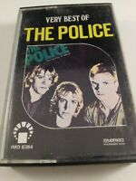 Very Best Of The Police : Vintage Tape Cassette Album