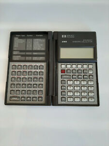 HP 28S Scientific Calculator 32 KB RAM