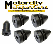 62-76 GM CONVERTIBLE TOP PUMP PLUG MOTOR FEET GROMMETS ISOLATORS MOUNTS 4pc