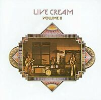 Cream - Live Cream Volume II [CD]