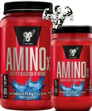 BSN Amino X BCAA 435 gram 30 serves - 1 kg 70 serves - Recovery - Energy- Focus