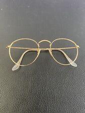 Ray Ban Round Metal Retro Sonnenbrille - Gold (RB3447). Gestell; ohne Gläser.