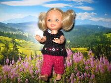 shelly kelly barbie tommy Puppenkleider Puppenstube Handarbeit Geschenke Unikat